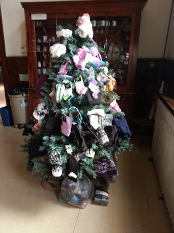 Zion Lutheran Church, Glen Rock, PA - Gifts of Warmth Campaign - 2019