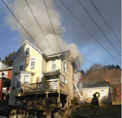 Local families displaced by fire in Glen Rock